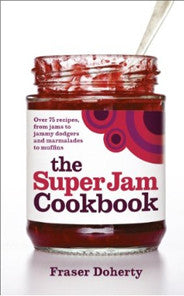 2. The SuperJam Cookbook (Signed Copy)
