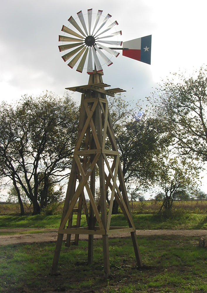 "60"" Head (Texas flag rudder)"