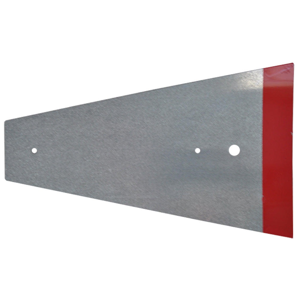Fan Blade (Red Tip) - 30""