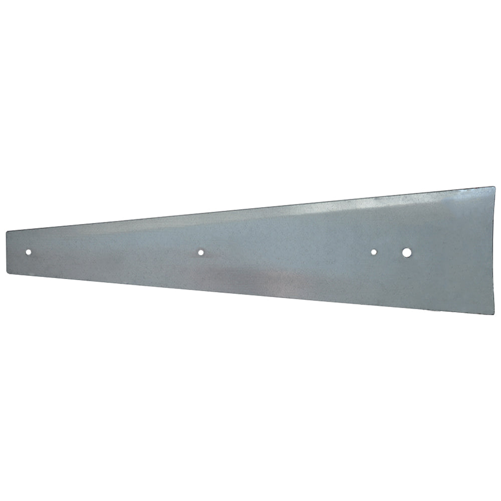 Fan Blade (Plain Tip) - 60""