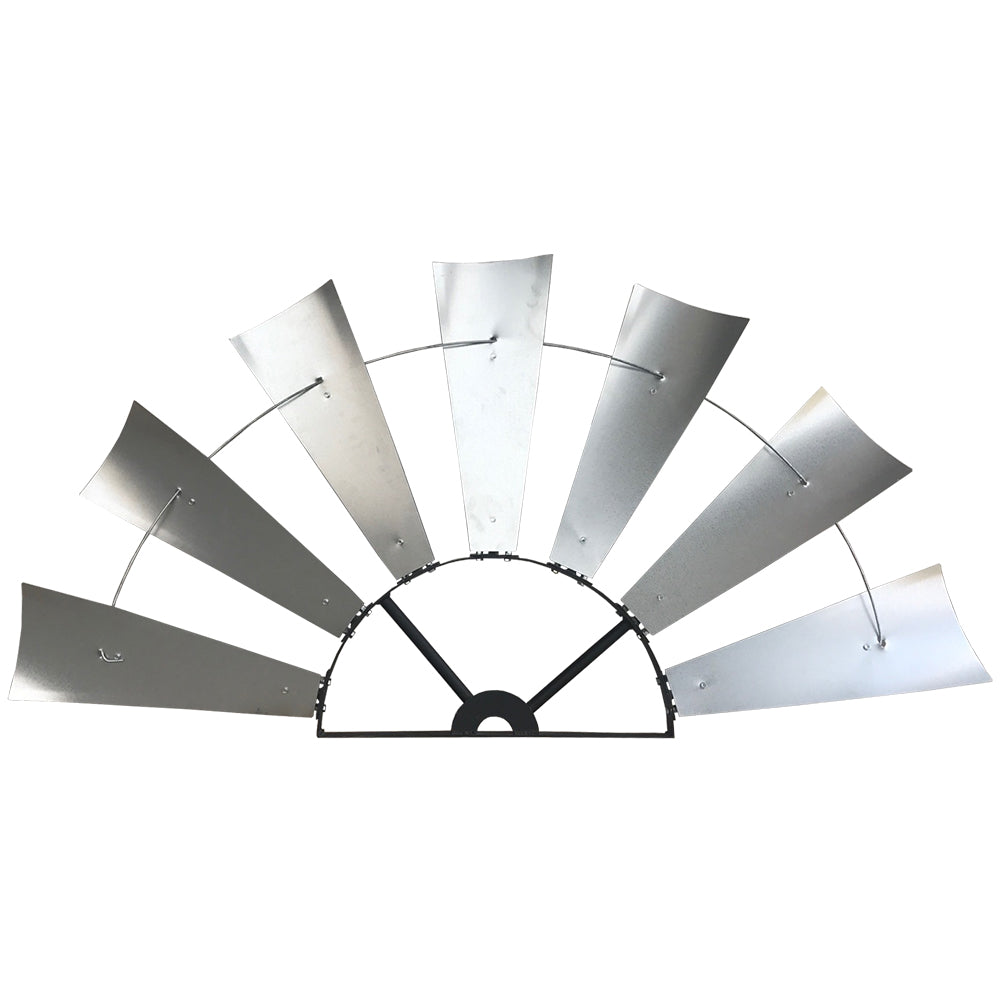 "60"" Industrial Fan (half)"