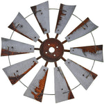 "30"" Rustic Fan (whole)"