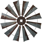 "38"" Rustic Fan (whole)"
