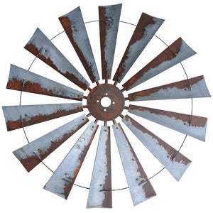 "47"" Rustic Fan (whole)"