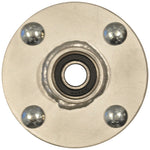Hub w/lock washers and nuts - 30""