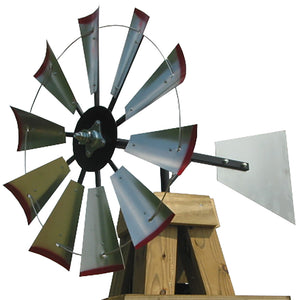 "30"" Head (plain rudder)"