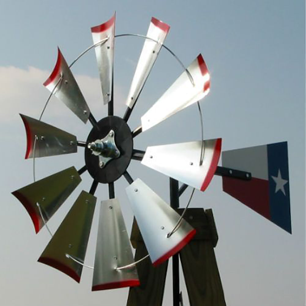 "30"" Head (Texas flag rudder)"