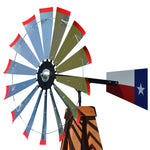 "47"" Head (Texas flag rudder)"