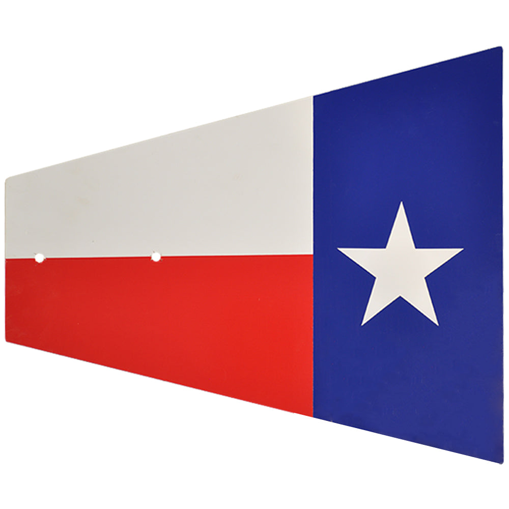 Tail - Texas Flag - 30""