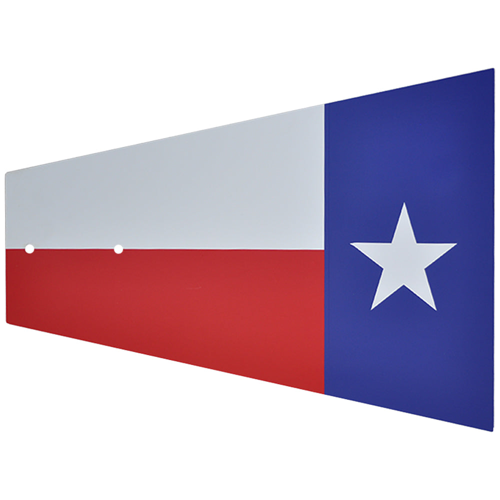 Tail - Texas Flag - 38""