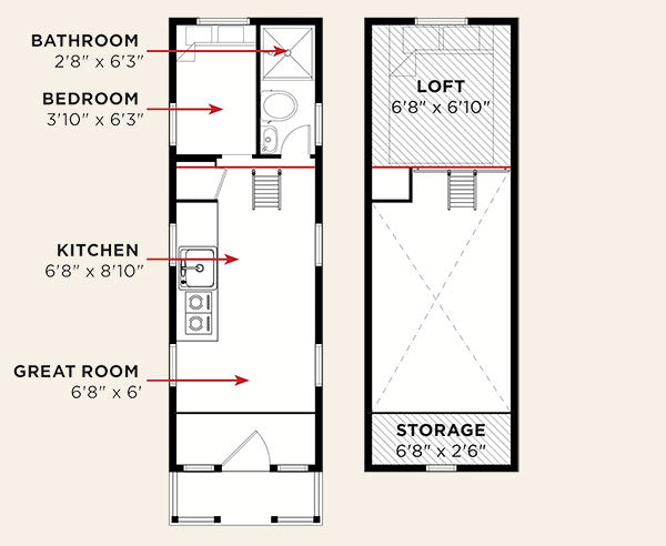 floor plans for 18 x 32 sq ft house in addition 32 x house floor plans