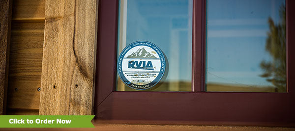 Order Your RVIA Approved Tumbleweed Now!