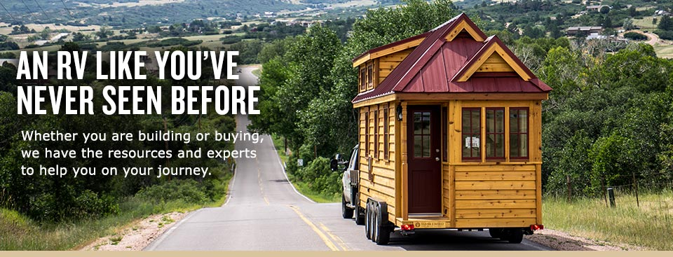 Tumbleweed Tiny House Company Tiny Houses On Wheels Rv