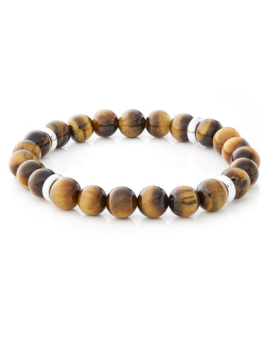 4 POINT TIGER'S EYE