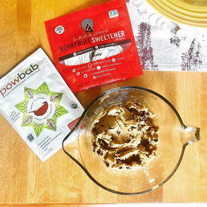 Healthy Baobab Cookie Dough