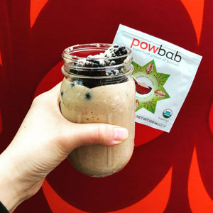 Sweet Baobab Smoothie