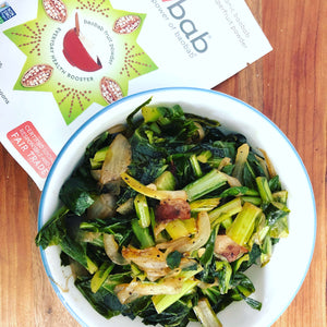 Southern Baobab Collard Greens Recipe