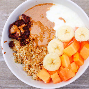 All-Star Baobab Oatmeal