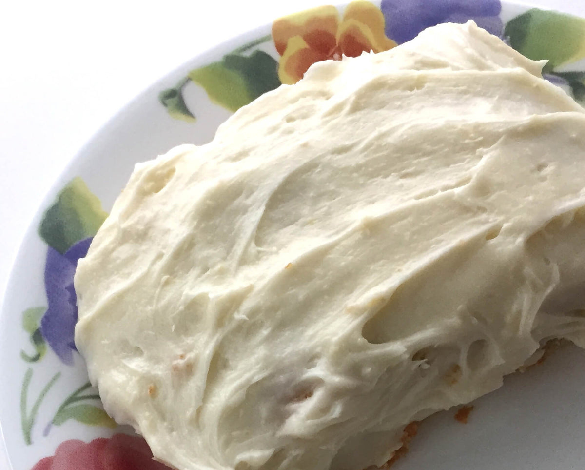 Baobab Lemon Cream Cheese Frosting