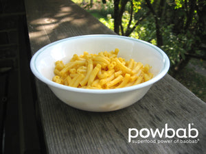 powbab® Healthier Mac and Cheese