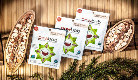 powbab® organic baobab fruit powder