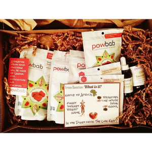 powbab® Healthy Deluxe Gift Set