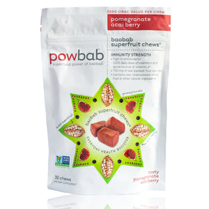 powbab® Superfruit Chews - Subscribe to Save