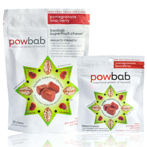 powbab® Baobab Superfruit Chews®
