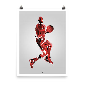 Flying - Art Print