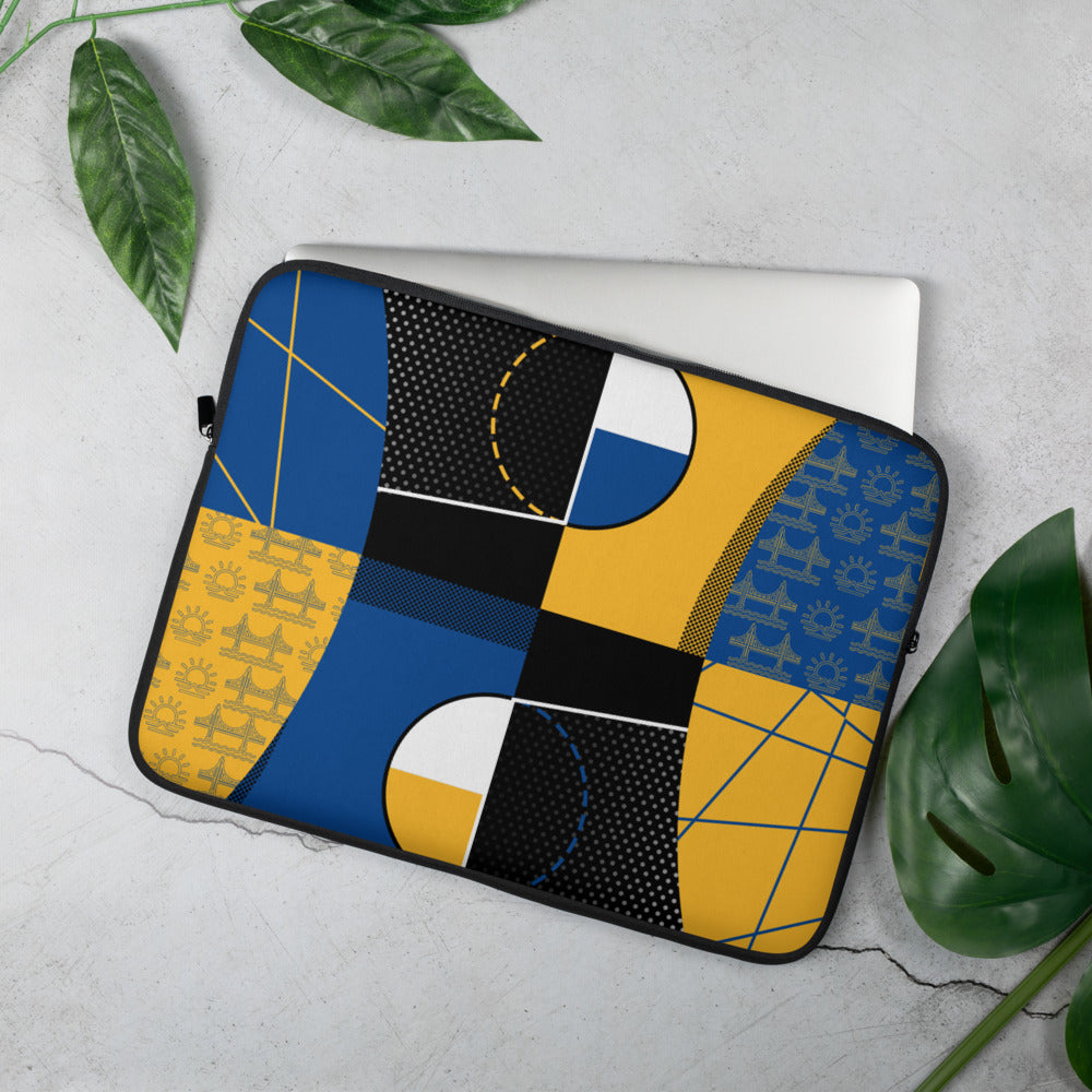 Golden State - Laptop Sleeve