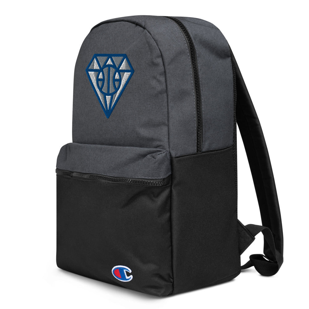 Diamond - Embroidered Champion Backpack