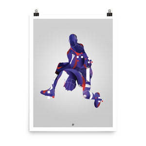 Slam Dunk - Art Print