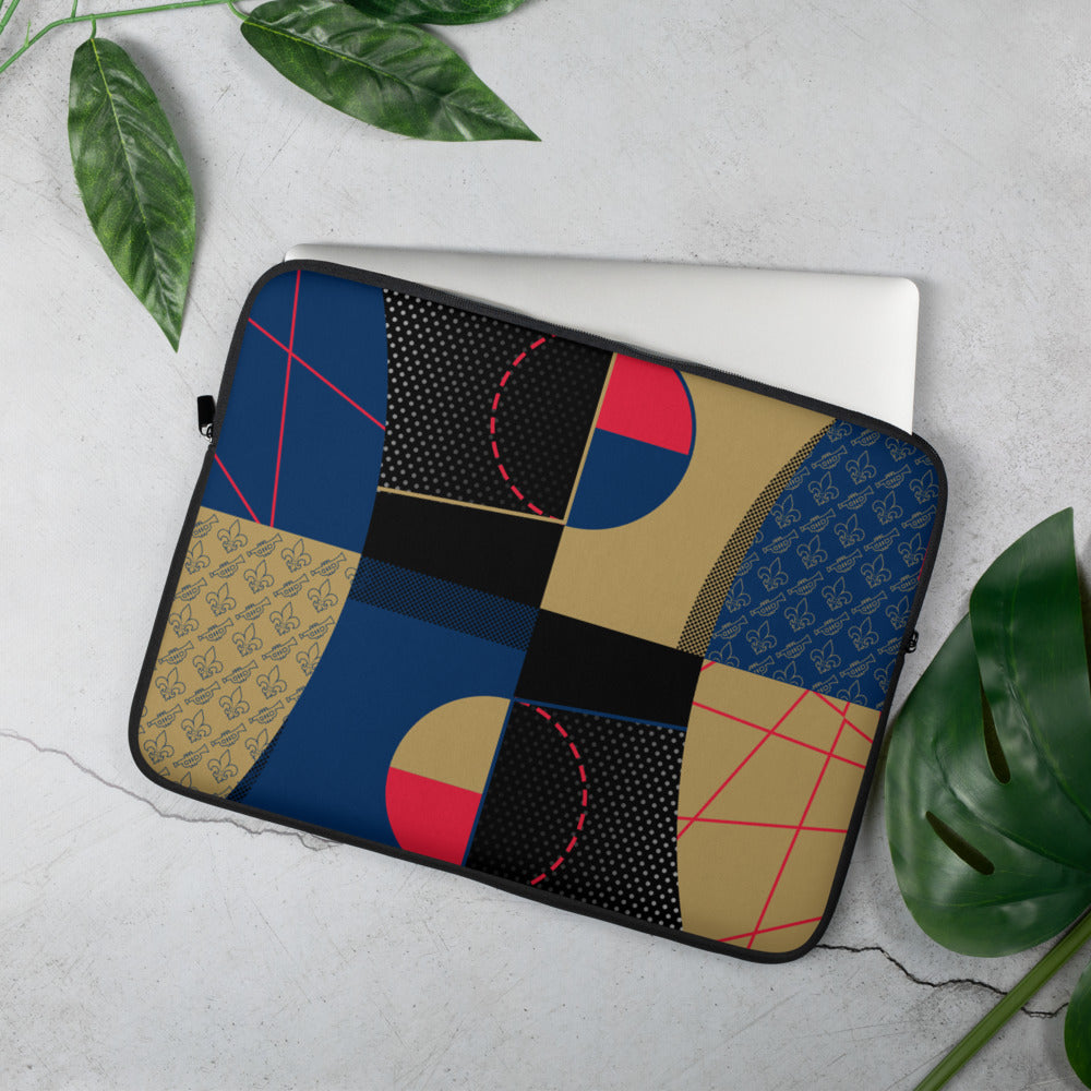 New Orleans - Laptop Sleeve