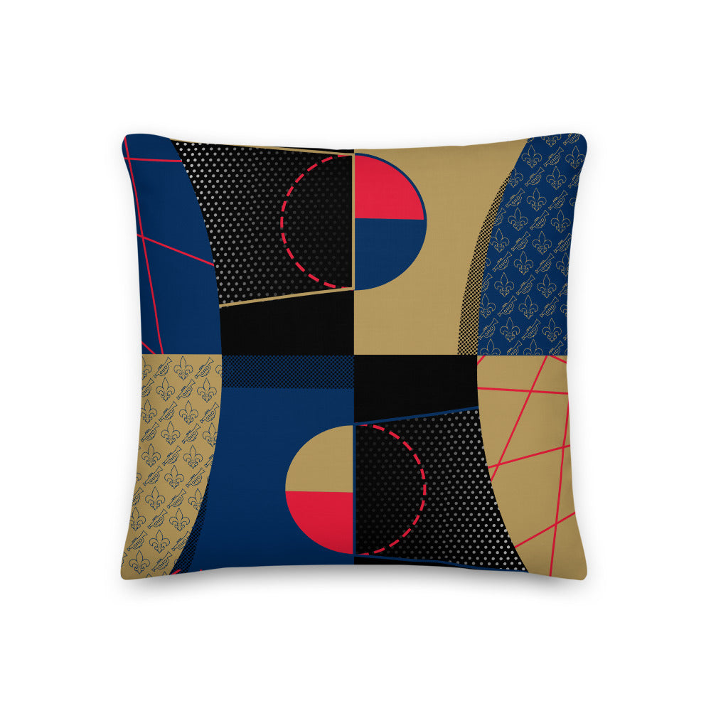 New Orleans - Premium Pillow