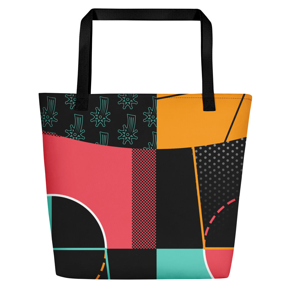 San Antonio Fiesta - Beach Bag
