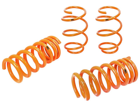 aFe Control Lowering Springs 2015 Ford Mustang L4/V6