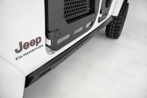 Addictive Desert Designs 2020 Jeep Gladiator JT Rock Slider Side Steps