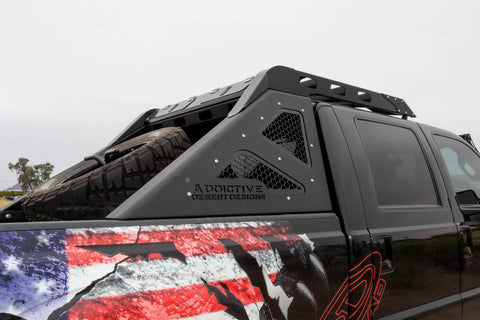 Addictive Desert Designs 99-16 Ford F-250 Super Duty HoneyBadger Chase Rack