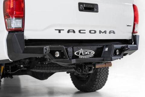 Addictive Desert Designs 16-19 Toyota Tacoma Stealth Fighter Rear Bumper