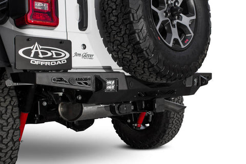 Addictive Desert Designs 18-20 Jeep Wrangler JL Stealth Fighter Rear Bumper