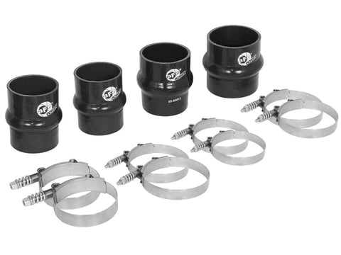 aFe BladeRunner Couplings & Clamps Replacement OE Intercooler & aFe Tubes Kit 10-12 Dodge Ram 6.7L