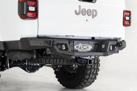 Addictive Desert Designs 2020 Jeep Gladiator JT Stealth Fighter Rear Bumper