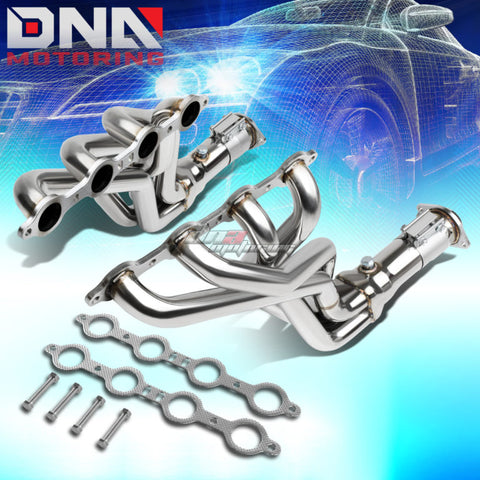 DNA 1 3/4″ Headers for CTS-V + Alternator Wire Wrap Bundle