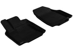 3D MAXpider 2007-2015 Mazda CX-9 Kagu 1st Row Floormat - Black