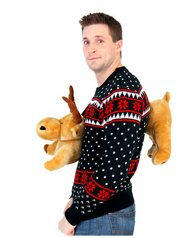 Top 5 Awesomely Bad X-mas Sweaters