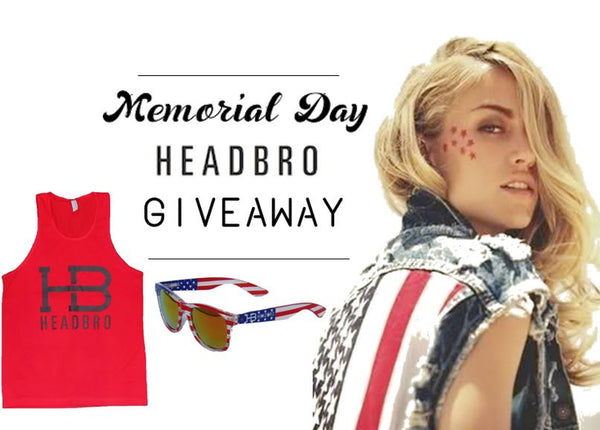 48 Hour Memorial Day Giveaway!