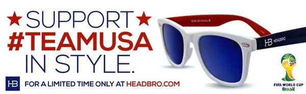 World Cup Shades are In !
