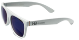Polarized HeadBro Hammers White - Blue