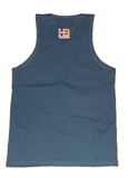 HeadBro Stamp Tank - Coal