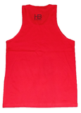 HeadBro Stamp Tank - Red